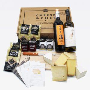 Cheese Box Tres leches Grande