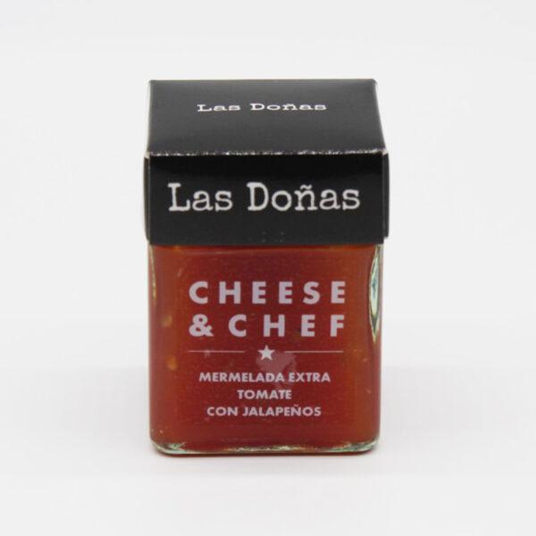 mermelada de tomate y jalapeño