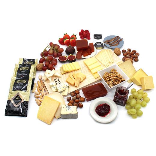 vuelta a europa solo queso