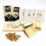 caja de quesos olorosos sin cerveza
